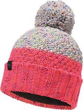 Buff Janna Cloud Pom Pom Beanie Hat - Pink