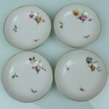 Porzellan- & Keramik-Schalen mit Blumen-Antiquitäten & Kunst