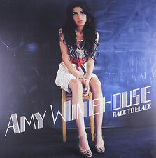 Amy Winehouse - Back To Black (1lp VINILE) 2007/2017 Island / NUOVO + ORIGINALE