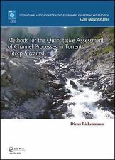 METHODS FOR THE QUANTITATIVE ASSESSMENT OF CHANNEL PROCESSES IN TORRENTS (STEEP