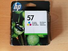 Genuine HP57 Tri-Colour. Unopened Box C6657AE. Dated 08/2016