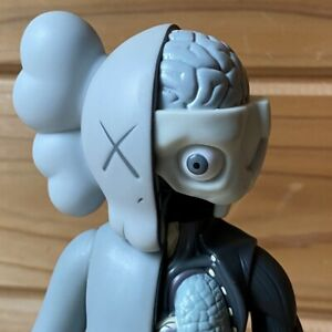 "KAWS COMPANION (FLAYED) OPEN EDITION Original FakeGREY MEDICOM TOY 7.8"" /20cm"