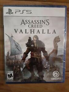 Assassin's Creed Valhalla Standard Edition - PlayStation 5 NEW