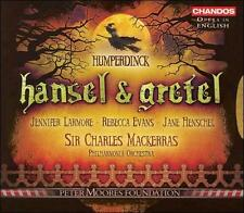 Humperdinck: Hansel and Gretel [Opera in English] 2007 by Engelbert  . EXLIBRARY