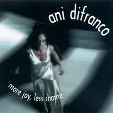 Ani DiFranco : More Joy, Less Shame CD (2011) ***NEW***