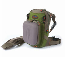 Fishpond Medicine Bow Chest Pack Fly Fishing Cutthroat Green
