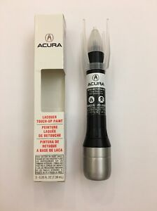 Genuine OEM Honda Acura Touch Up Paint NH-731P Crystal Black Pearl