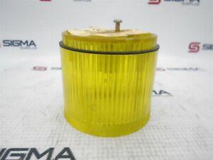 Telemecanique XVA-LC3.1 Yellow Stack Light