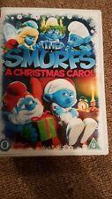 The Smurfs Christmas Carol (DVD, 2013)