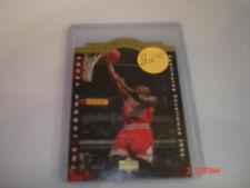 1996 Upper Deck Michael Jordan #CA5 Basketball Card