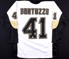 Robert Bortuzzo Signed Pittsburgh Penguins Jersey (JSA COA)