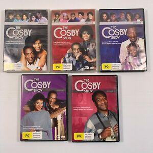 The Cosby Show Season 1,2,3,5,8 (DVD 17 discs) Region 4
