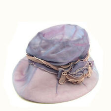 Lanvin hat  Purple Woman Authentic Used Y6890