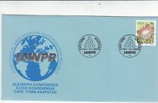 South Africa 1982 Water Pollution Research 11th Conference FDC Unaddressed VGC