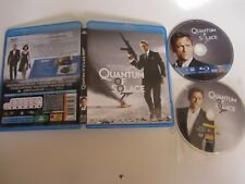 James Bond: Quantum of solace avec Daniel Craig, Blu-ray/DVD, Action