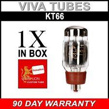 New Reissue Genalex Gold Lion KT66 6L6 Vacuum Tube - Authorized Dealer FREE SHIP