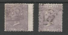 Pre-Decimal Used Great Britain Stamps 2 Number