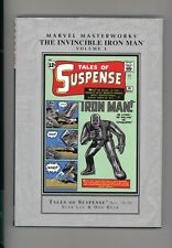 MARVEL MASTERWORKS IRON MAN #1 - Reprints Tales Of Suspense #39 - 50