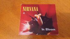 Nirvana 'In Bloom' UK CD single digipak *RARE & DELETED*