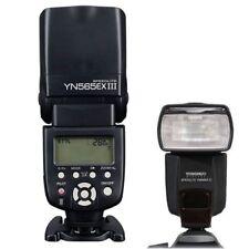Yongnuo YN-565EX III E-TTL Flash Speedlite for Canon EOS Camera YN565 EX II 7D