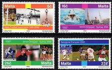 Malta 2000 Sporting Events Complete Set SG 1170 - 3 Unmounted Mint