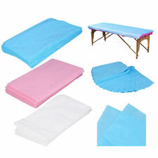 10PCS Waterproof Disposable Nonwoven Bed Sheet Couch Cover For Massage Table ZY2