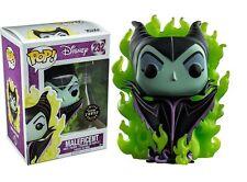 Figura Malefica Glow in the Dark Chase Edition Green Flame Funko Pop