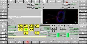 CNC Software Mach 3 Vollversion  mit neuester deutscher Oberfläche
