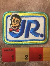 As-Is (see top) Jr. Foods Convenience Stores Advertising Patch Monkey C757