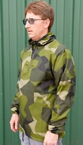 Small Arktis A192 Windshirt w/Hood, PCU Level 4, Swedish M90 Camo, SAS