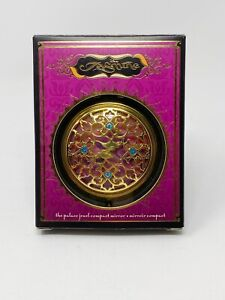 Disney By Sephora Jasmine Collection The Palace Jewel Compact Mirror