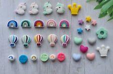 🌸UK SELLER🌸Silicone Bead Set BPA free