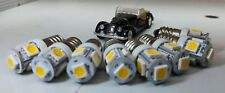 Morgan 4/4 1600 Plus Four 4 Eight 8 LED Instrument Panel Dash Light Bulbs E10