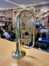 More details for jupiter jbr-462 student baritone horn - lacquer (used, fully serviced)