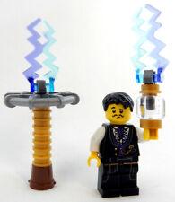 NEW LEGO NIKOLA TESLA w/COIL set minifig figure science stem scientist electric