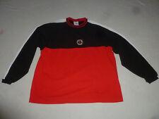 Vintage Chuck Taylor Converse All Star Mens Jersey Shirt Crew Neck Long Sleeve