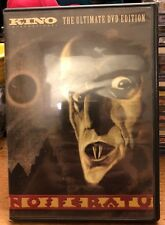 Nosferatu (DVD, 2007) KINO Ultimate DVD Collection