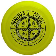 Innova Champion Mamba - Proto Star Stamp (Yellow, Dark Blue Foil, 168g)