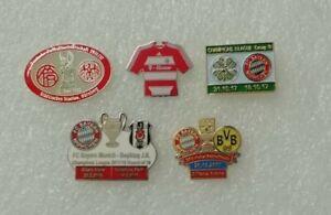 Bayern München Fussball Pins Pinsammlung