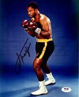 Joe Frazier autographed signed 8x10 photo Boxing PSA COA WBA Champion Ali Holmes