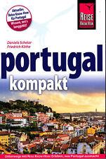 REISEFÜHRER Portugal kompakt, 2017/18 ALGARVE LISSABON Reise Know How ungelesen