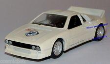 SOLIDO voiture LANCIA RALLY de 1983 blanche automobile little car Kleines Auto