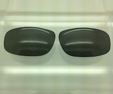 Rayban RB 3221 Size 62 Custom Made Sunglass Replacement Lenses Dk Grey POLARIZED