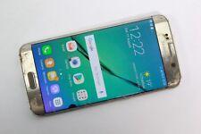 SAMSUNG Galaxy S6 BORDO ORO SM-G925F 32GB (sbloccato) condizioni precarie, opere 883