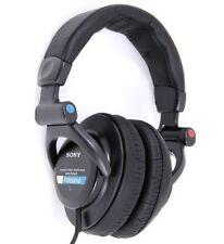 2017 MDR-7509HD Circumaural DJ Headphones High Power Handling Capacity HOT