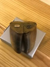 Taxidermy Rare  Georgelll  Deer Hoof Snuff Box C1810