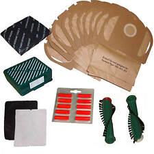 Laminazione 30 sacchetti 30 profumi 1 FILTRO MICRO filtri a carbone adatto VORWERK FOLLETTO 130 131