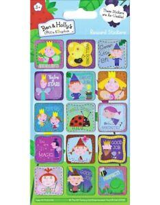 Ben & Holly's Little Kingdom Reward Sticker Pack