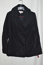 Merona Women's Double Breasted  Wool Blend Peacoat Jacket - Asst Color & Sizes