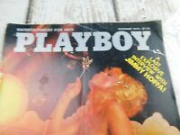 Gala Christmas Issue Playboy December 1975 Vintage